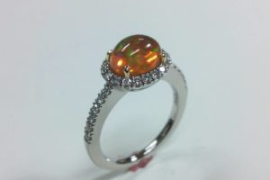 指輪(オーダーメイドジュエリー)